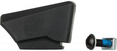 Колодка тормозная с крепежом для взрослых роликов RocesКолодка тормозная для роликовых коньков.<br>Размеры (дл х шир х выс), см: 10 x M6 x 22 мм/13 x 6,3 x 0,8 мм/15 x 12 x 3 мм; Вид спорта: Велоспорт; Производитель: Roces; Артикул производителя: S17RCRC1B4; Срок гарантии: 6 месяцев; Страна производства: Китай; Размер RU: Без размера;