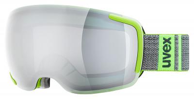 Маска Uvex Big 40 LMГорнолыжная маска от uvex, созданная специально для фрирайда. Маску рекомендуется использовать при неярком солнце.<br>Сезон: 2017/2018; Пол: Мужской; Возраст: Взрослые; Вид спорта: Горные лыжи; Погодные условия: Неяркое солнце; Защита от УФ: Да; Цвет основной линзы: Серебристый; Поляризация: Нет; Вентиляция: Да; Покрытие анти-фог: Да; Совместимость со шлемом: Да; Сменная линза: Опционально; Материал линзы: Поликарбонат; Материал оправы: Полиуретан; Конструкция линзы: Двойная; Форма линзы: Сферическая; Возможность замены линзы: Есть; Производитель: Uvex; Технологии: Supravision; Артикул производителя: 0442; Срок гарантии: 2 года; Страна производства: Германия; Размер RU: Без размера;