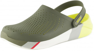 Шлепанцы Crocs LiteRide Colorblock