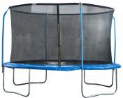 Батут StartLine Fitness 10 футов (305 см) с внутренней сеткой и держателями