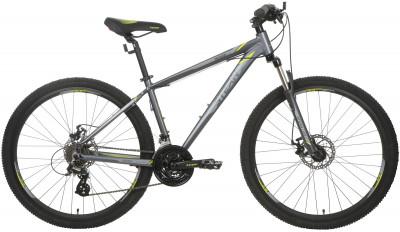Велосипед горный Stern Motion 1.0 27,5Горный велосипед с отличной проходимостью и накатом. Геометрия optimized cycling geometry обеспечивает улучшенную управляемость.<br>Материал рамы: Алюминий; Размер рамы: 16; Амортизация: Hard tail; Конструкция рулевой колонки: Полуинтегрированная; Конструкция вилки: Пружинно-эластомерная; Ход вилки: 80 мм; Регулировка жесткости вилки: Есть; Количество скоростей: 21; Наименование переднего переключателя: SHIMANO TOURNEY FD-TY300; Наименование заднего переключателя: SHIMANO ALTUS RD-M310; Конструкция педалей: Классические; Наименование манеток: Shimano Tourney; Конструкция манеток: Триггерные двурычажные; Тип переднего тормоза: Дисковый механический; Тип заднего тормоза: Дисковый механический; Возможность крепления дискового тормоза: Рама,вилка,втулки; Диаметр колеса: 27,5; Тип обода: Двойной; Материал обода: Алюминий; Наименование покрышек: INNOVA IA-2569, 27,5x2,1; Конструкция руля: Изогнутый; Регулировка руля: Есть; Регулировка седла: Есть; Сезон: 2017; Максимальный вес пользователя: 95 кг; Вид спорта: Велоспорт; Технологии: 6061 Aluminium, Hydroforming, Optimized Cycling Geometry, Preload; Производитель: Stern; Артикул производителя: 17MOT1R16T; Срок гарантии: 2 года; Вес, кг: 15,2; Страна производства: Россия; Размер RU: 16;