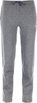 Брюки мужские Nike SportswearМужские брюки nike sportwear завершат ваш образ в спортивном стиле. Комфорт модель выполнена из мягкого и теплого флиса.<br>Пол: Мужской; Возраст: Взрослые; Вид спорта: Спортивный стиль; Силуэт брюк: Прямой; Количество карманов: 3; Производитель: Nike; Артикул производителя: 804395-063; Страна производства: Пакистан; Материал верха: 80 % хлопок, 20 % полиэстер; Размер RU: 52-54;