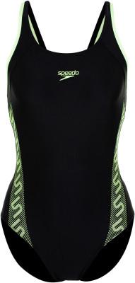Купальник женский Speedo Monogram Muscleback, размер 42-44