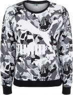 Джемпер женский Puma Classics Logo Crew AOP