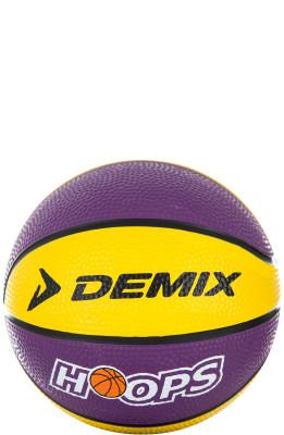 Мяч баскетбольный мини Demix, размер 1