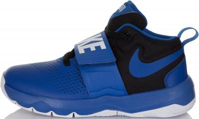 Кроссовки для мальчиков Nike Team Hustle D 8 (GS), размер 35
