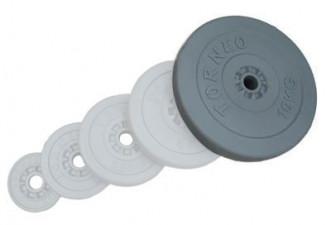 Блин Torneo в пластиковом корпусе 10 кг