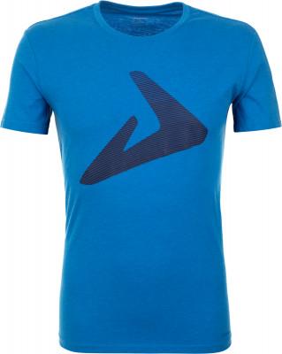 Футболка мужская Demix, размер 50Футболки<br>Лаконичная футболка с графикой в фирменном стиле demix. Натуральные материалы ткань из натурального хлопка приятна на ощупь.
