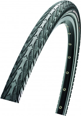 Покрышка MAXXIS OVERDRIVE, 700x38c, 38-622, 27 TPI, HYBRID