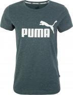 Футболка женская Puma ESS+ Logo Heather Tee