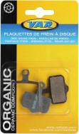 Колодки для дисковых тормозов VAR Avid Elixir/XX/XO Organic (пара)