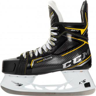 Коньки хоккейные CCM SK SUPERTACKS 9370 SR D, 2020-21