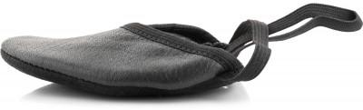 Получешки гимнастические АвантажЛегкие и гибкие получешки на тонкой мягкой подошве подойдут для фитнеса и художественной гимнастики.<br>Пол: Мужской; Возраст: Дети; Вид спорта: Фитнес; Способ застегивания: Эластичная резинка; Материал верха: Натуральная кожа; Материал стельки: текстиль; Материал подошвы: Текстиль с ПВХ; Производитель: Авантаж; Артикул производителя: 14-01; Страна производства: Россия; Размер RU: 39-40;
