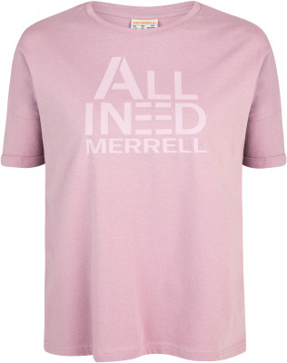 Футболка женская Merrell, размер 46 фото