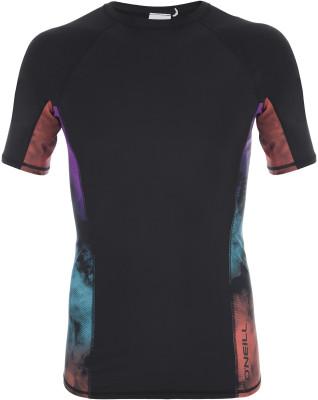 Рашгард мужской ONeill Pm Skins, размер 48-50Surf Style <br>Солнцезащитная футболка hyperfreak от o neill - прекрасный выбор для серфинга.