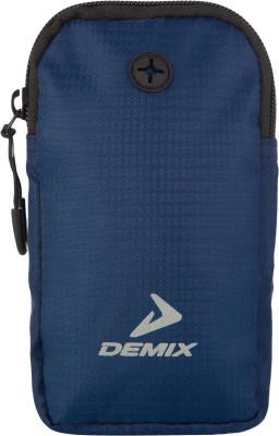 Чехол на руку для смартфона DemixМужская одежда<br>Удобный чехол для смартфона с разъемом для наушников от demix.