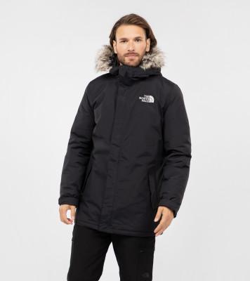 Куртка утепленная мужская The North Face Zaneck, размер 52 фото