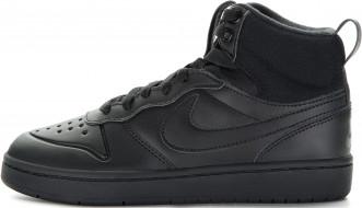 Кеды для мальчиков Nike Court Borough Mid 2 Boot