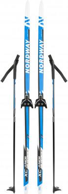 Комплект лыжный детский Nordway XC Classic Jr 75mm
