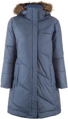 Куртка утепленная женская Columbia Snow EclipseТеплая женская куртка станет отличным вариантом для путешествий и долгих прогулок в зимний период.<br>Пол: Женский; Возраст: Взрослые; Вид спорта: Путешествие; Вес утеплителя: 150 г/м2; Температурный режим: До -15; Покрой: Прямой; Длина куртки: Длинная; Капюшон: Отстегивается; Мех: Искусственный мех; Количество карманов: 3; Материал верха: 100 % полиэстер; Материал подкладки: 100 % нейлон; Материал утеплителя: 100 % полиэстер; Производитель: Columbia; Артикул производителя: 1557371508S; Страна производства: Вьетнам; Размер RU: 44;
