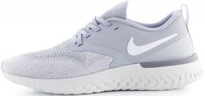 Кроссовки женские Nike Odyssey React 2 Flyknit, размер 36,5Кроссовки <br>Функциональные беговые кроссовки nike odyssey react flyknit 2 - это оптимальное сочетание легкости и поддержки. Модель рассчитана на нейтральную пронацию стопы.