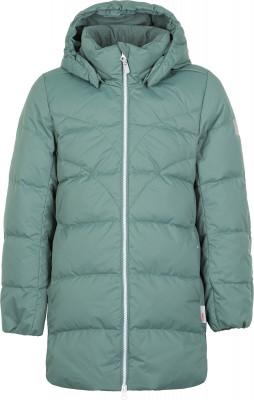 Куртка пуховая для девочек Reima Ahde, размер 146