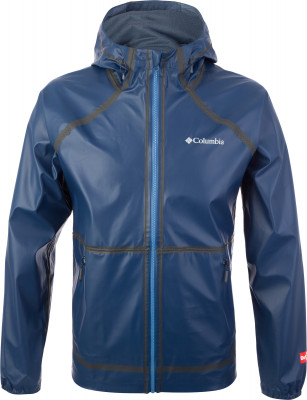Ветровка мужская Columbia OutDry Ex Reversible II, размер 56-58Куртки <br>Высокотехнологичная двухсторонняя мужская ветровка columbia outdry - оптимальный выбор для горного туризма.