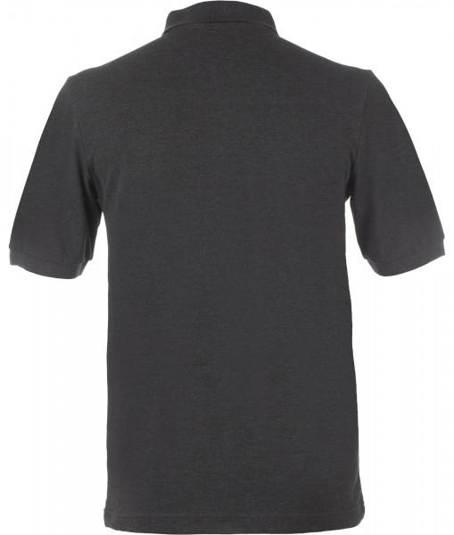 d2297c3e426f Поло мужское Kappa темно-серый меланж цвет - купить за 999 руб. в  интернет-магазине Спортмастер