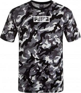 Футболка мужская Puma Rebel Camo