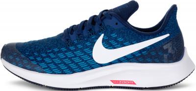 Кроссовки для мальчиков Nike Air Zoom Pegasus 35, размер 36,5Кроссовки <br>Новое воплощение легендарных беговых кроссовок для мальчиков nike air zoom pegasus 35 - это максимальный комфорт и невероятная скорость.
