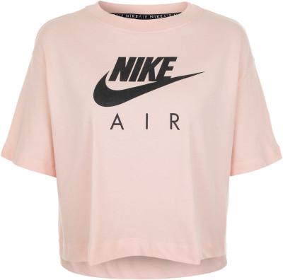 Футболка женская Nike Air, размер 46-48