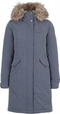 Куртка пуховая женская MerrellТеплая пуховая куртка от merrell - отличный выбор для любительниц поездок и путешествий. Сохранение тепла утеплитель, состоящий из пуха и пера, надежно защищает от холода.<br>Пол: Женский; Возраст: Взрослые; Вид спорта: Путешествие; Температурный режим: До -20; Светоотражающие элементы: Нет; Дополнительная вентиляция: Нет; Длина куртки: Длинная; Наличие карманов: Да; Капюшон: Не отстегивается; Количество карманов: 3; Артикулируемые локти: Нет; Застежка: Молния; Технологии: M Select SHIELD; Производитель: Merrell; Артикул производителя: RJAW01Z344; Страна производства: Китай; Материал верха: 60 % полиэстер, 40 % нейлон; Материал подкладки: 100 % полиэстер; Материал утеплителя: 90 % утиный пух серый, 10 % утиное перо серое; Размер RU: 44;