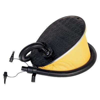 Насос-помпа BestwayУдобный ножной насос-помпа с комплектом насадок. Подходит для большинства надувных изделий.<br>Материалы: 100 % АБС-пластик; Вид спорта: Кемпинг; Производитель: Bestway; Артикул производителя: BW62005; Страна производства: Китай; Размер RU: Без размера;