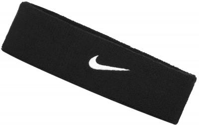 Повязка Nike SwooshСпортивная повязка nike незаменима во время интенсивных тренировок.<br>Пол: Мужской; Возраст: Взрослые; Производитель: Nike; Страна производства: Таиланд; Размер RU: Без размера;