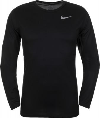 Футболка с длинным рукавом мужская Nike Breathe, размер 52-54