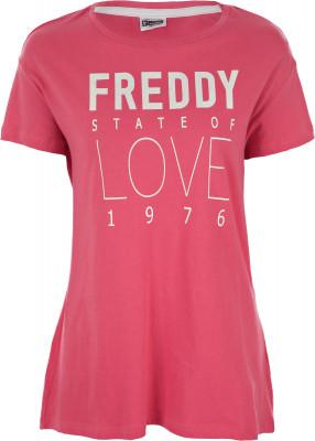 Купить со скидкой Футболка женская Freddy, размер 44-46