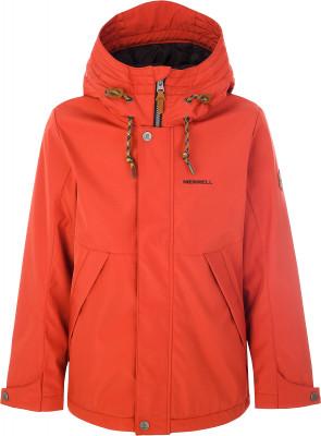 Куртка для мальчиков Merrell, размер 176Куртки <br>Удобная куртка для мальчиков от merrell незаменима в путешествии. Комфортная посадка зауженная куртка хорошо садится по фигуре.