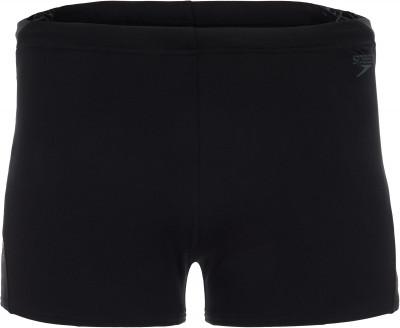 мужские плавки speedo, черные