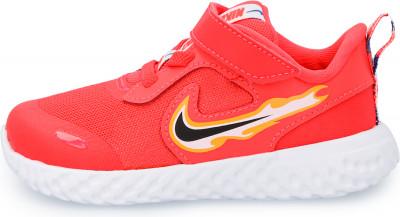 Кроссовки для мальчиков Nike Revolution 5 Fire, размер 24