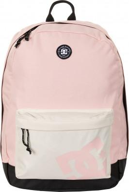 d27478470609 Рюкзак женский DC SHOES Backstack розовый цвет — купить за 1999 руб ...