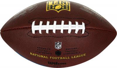 Мяч для американского футбола Wilson NFL UNION JACK, размер Без размера