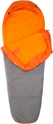 The North Face Aleutian 40/4Спальные мешки<br>Легкий трехсезонный спальник the north face aleutian 40 4 с синтетическим утеплителем. Комфортный температурный режим от 10 до 6 с.