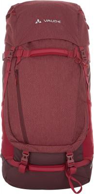 VauDe Women's Astrum EVO 55+10Рюкзаки<br>Большой женский рюкзак для трекинга и альпинизма от vaude. Модель позволяет оптимально распределить нагрузку во время активного отдыха на природе.