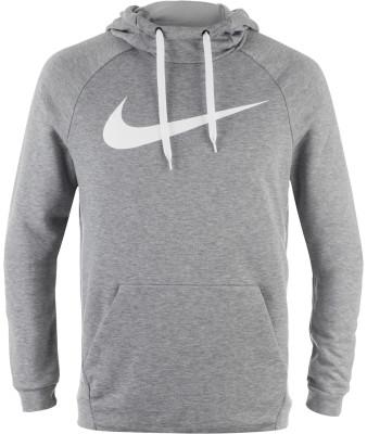 Джемпер мужской Nike DryУдобный и практичный джемпер для тренинга от nike пригодится в прохладные дни.<br>Пол: Мужской; Возраст: Взрослые; Вид спорта: Тренинг; Покрой: Прямой; Капюшон: Не отстегивается; Количество карманов: 1; Застежка: Отсутствует; Материал верха: 100 % полиэстер; Технологии: Nike Dri-FIT; Производитель: Nike; Артикул производителя: 885818-063; Страна производства: Китай; Размер RU: 52;