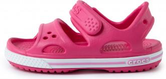 Сандалии для девочек Crocs Crocband II Sandal PS
