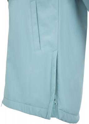 Фото 3 - Куртку утепленная для девочек Kappa, размер 152 синего цвета
