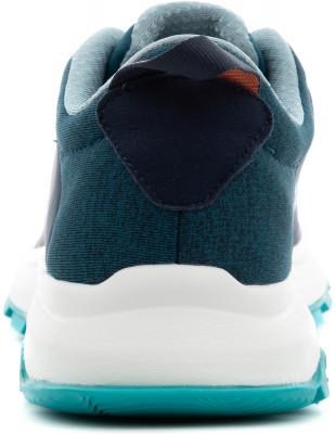 Фото 14 - Кроссовки женские для бега Adidas Response Trail X, размер 35,5 синего цвета
