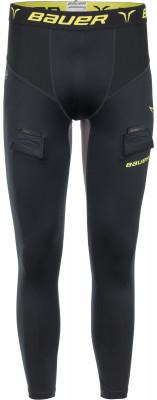 Кальсоны мужские Bauer Premium Comp JockКальсоны bauer premium comp jock это базовый слой одежды, который отлично подойдет для интенсивных физических тренировок.<br>Пол: Мужской; Возраст: Взрослые; Вид спорта: Коньки и хоккей; Физическая активность: Высокая; Технологии: 37,5 Technology; Производитель: Bauer; Артикул производителя: 1050712; Страна производства: Вьетнам; Размер RU: 50-52;