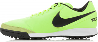 Бутсы мужские Nike Tiempox Genio II Leather TF