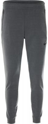 Брюки мужские Nike DryУдобные и технологичные брюки nike dry превосходно подойдут для тренировок. Отведение влаги ткань, выполненная по технологии nike dri-fit, обеспечивает отличный влагоотвод.<br>Пол: Мужской; Возраст: Взрослые; Вид спорта: Тренинг; Силуэт брюк: Зауженный; Количество карманов: 2; Технологии: Nike Dri-FIT; Производитель: Nike; Артикул производителя: 833381-021; Страна производства: Таиланд; Материал верха: 100 % полиэстер; Размер RU: 50-52;